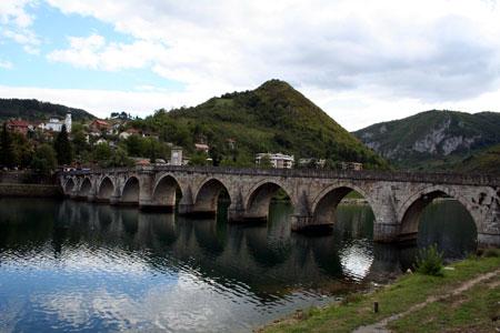 2011-Mehmed-Pasa-Sokolovic-Bridge,-Visegrad,-BiH