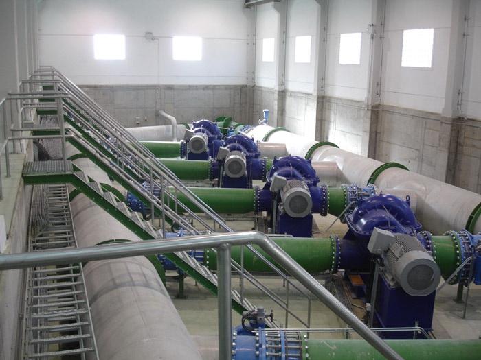Capljina - water supply
